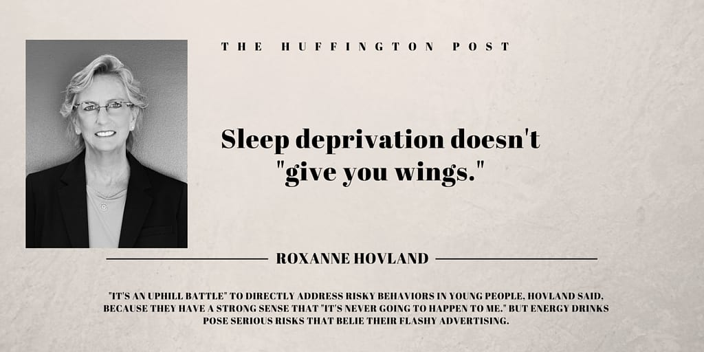 Rox Hovland HuffingtonPost