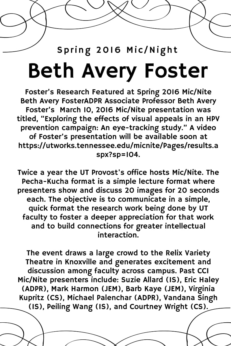 Beth Foster