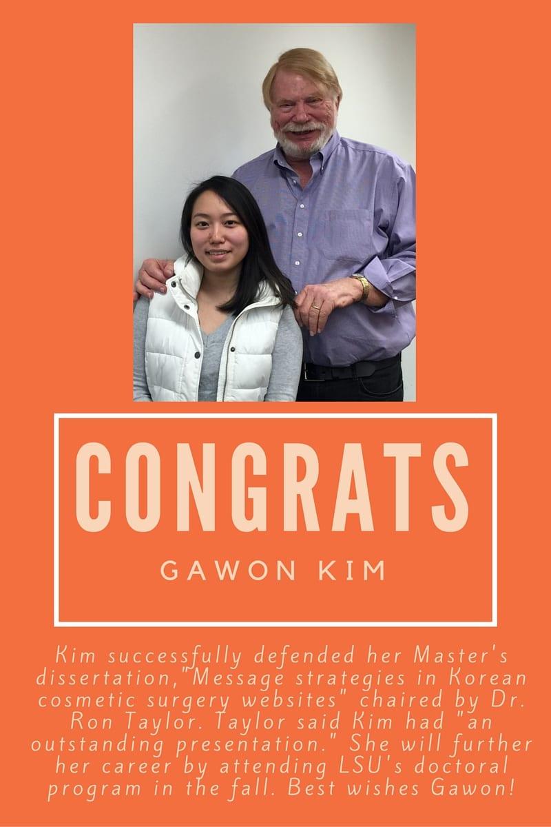 Gawon Kim